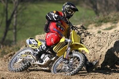 Christoph Heinz startet für Suzuki-Damianik in die MX Saison 2013