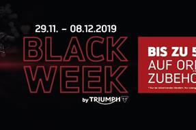 BLACK WEEK by TRIUMPH anzeigen