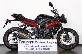 Triumph Street Triple R ab 99 € monatlich! anzeigen