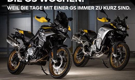 BMW Motorrad Ab- und Rückholservice