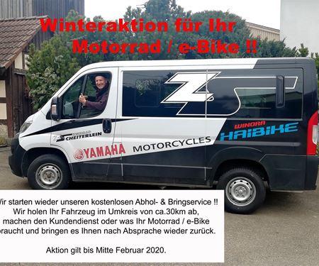 Scheiterlein GmbH-News: Winter-Service