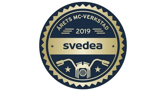 Årets Mc-verkstad 2019!