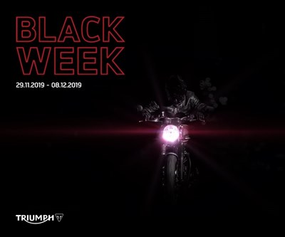 Triumph Black Week