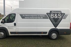 Abholung für Service arbeiten und Unfälle im Rhein Main Gebiet anzeigen