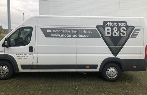 Abholung für Service arbeiten und Unfälle im Rhein Main Gebiet