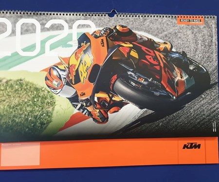 KTM-Kalender 2020