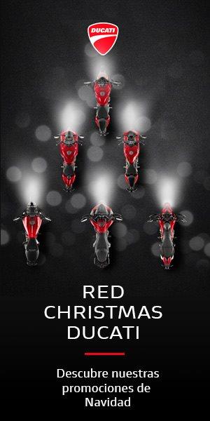 """Campaña """"Red Christmas"""" ¡Que mejor regalo para estas Navidades que una flamante Ducati o Ducati Scrambler!"""