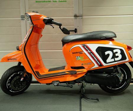 GSN Motorraeder-News: Lambretta GSN-Sondermodell