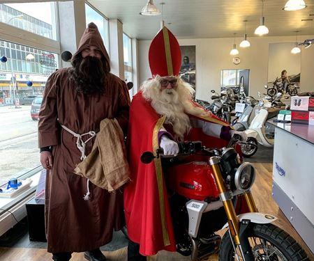 Pat-Bikes-News: Hoher Besuch bei Pat Bikes