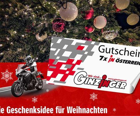 Ginzinger GmbH Traun-News: Wir haben das passende Geschenk!
