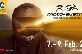 Zukunftstrends und zahlreiche Premieren auf moto-austria