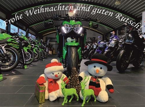 NEWS Frohe Weihnachten und guten Rutsch!