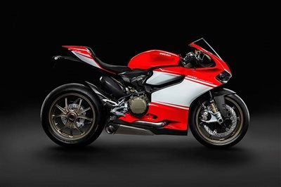 DUCATI Project 1201-  1199 Superleggera