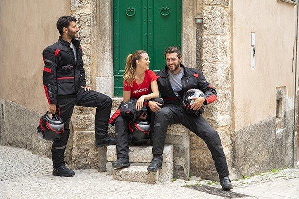 Renueva tu equipo Ducati!