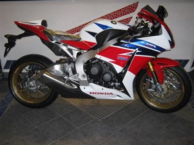 CBR1000RR SP Limited Edition