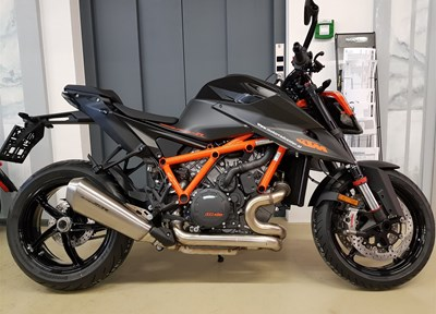 NEWS KTM 1290 Super Duke R MJ 2020