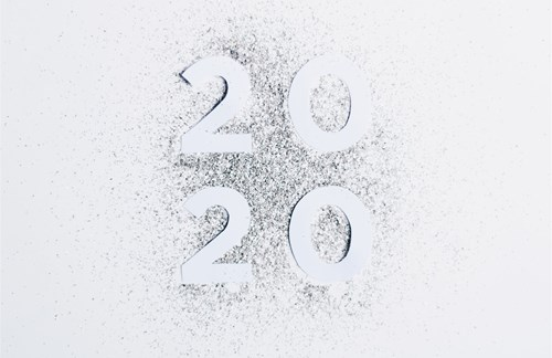 Glückwünsche für´s Jahr 2020!