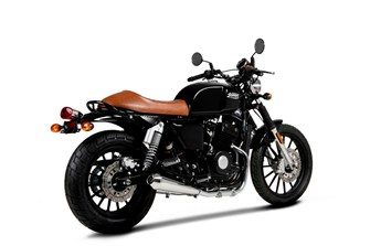 NEU 125er Leonart Vessel 125 Cafe Racer Motorrad 125ccm