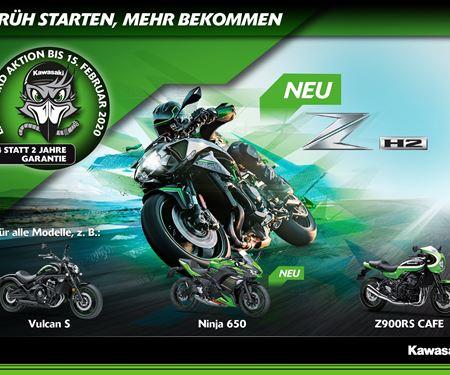 WIKO Motorrad GmbH-News: 4-Jahre Garantie Inklusive