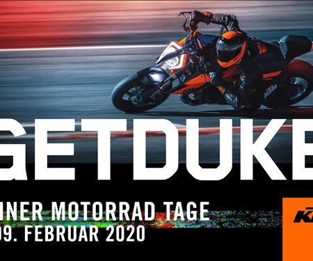 GST Berlin GmbH-News: Berliner Motorrad Tage