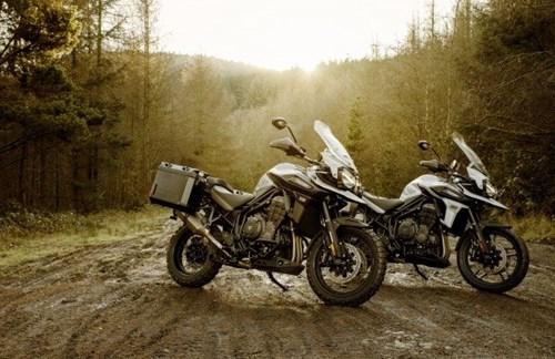 Desert y Alpine, los modelos de Tiger 1200 más especiales