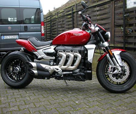 Motorräder J. Schlaak-News: Triumph Rocket 3 R