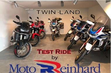 Twin Test Ride