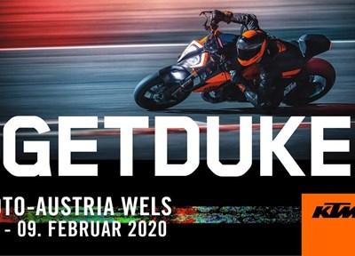 NEWS KTM bei der Moto-Austria Wels