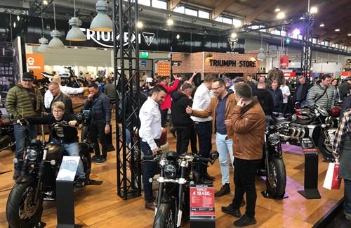 Motorradmesse Friedrichshafen 2020!