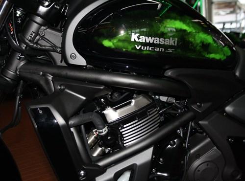 2020er Kawasakis eingetroffen