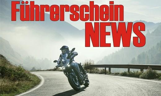 Führerschein Neuregelung (125 ccm) und mehr...