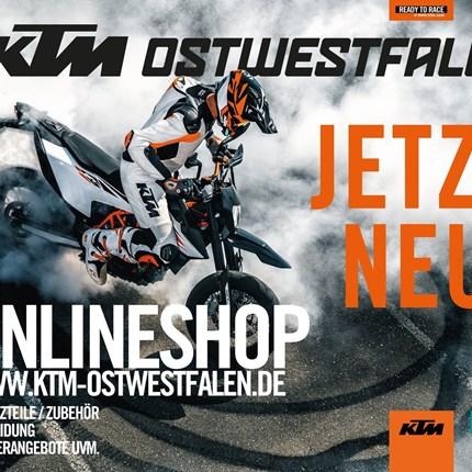 NEU >>> Unser Onlineshop - KTM Ostwestfalen <<< NEU  Hier findest Du alles für Deine KTM! www.KTM-Ostwestfalen.de