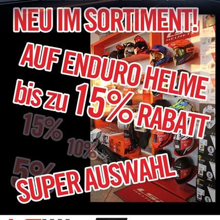 NEU IM SORTIMENT - LS2 Helme   NEU IM SORTIMENT - LS2 Helme - mit super Rabatten auf z. B. Enduro Helme bis zu 15% https://www.ktm-ostwestfalen.de/…/jetzt-gan... Weiter >>