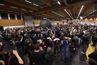 Sensationelle Premiere der moto-austria - Erwartungen wurden bei Weitem übertroffen