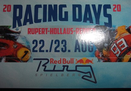Hollaus Rennen am Red Bull Ring