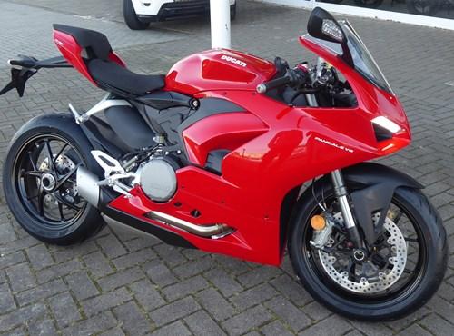 NEWS Ducati Panigale V2