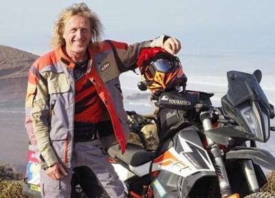 NEWS Joe Pichler Inside Afrika