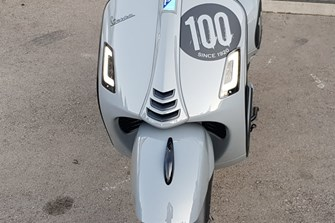 NEWS Vespa Dohr 100TH ANNIVERSARY