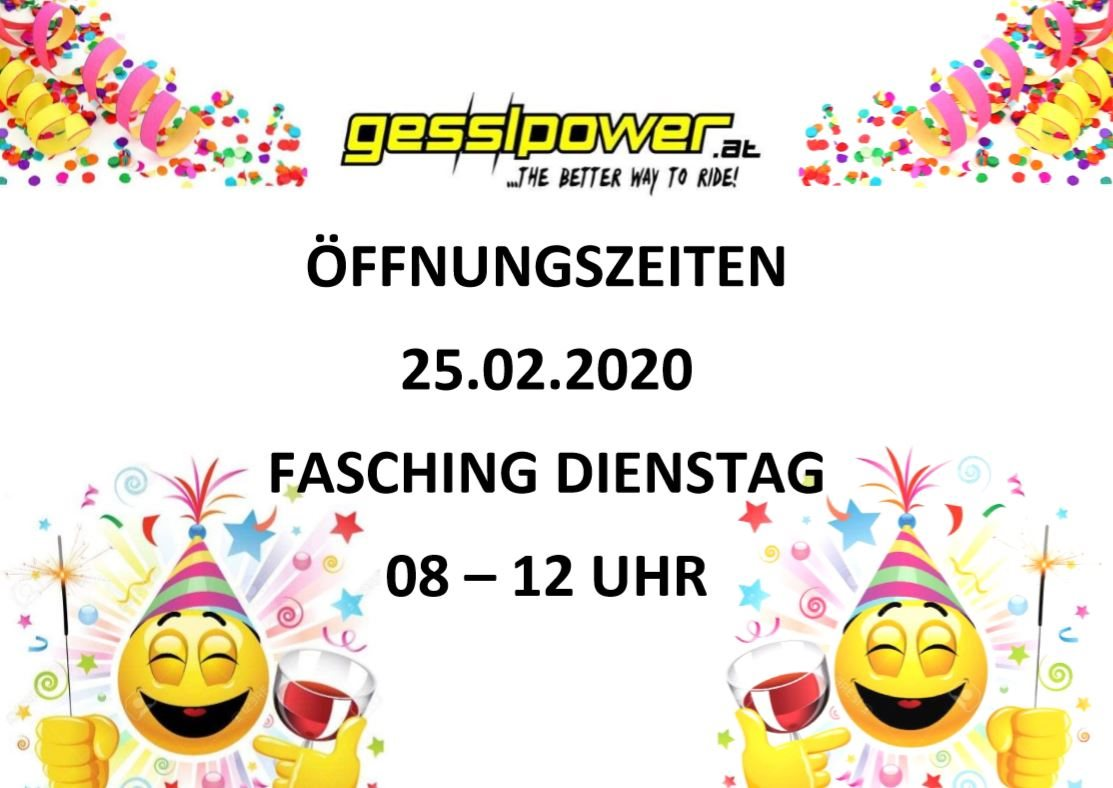 NEWS Faschingdienstag 25.02.2020