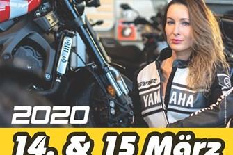 Motorradmesse am 14. und 15. März 2020