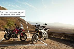 """what3words"" in ""My Triumph""-App anzeigen"