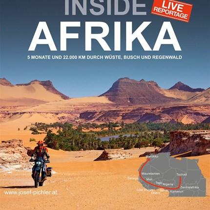 22.000 Kilometer durch Wüste, Busch und Regenwald am 7. März   Bei uns ab sofort Eintrittskarten   Joe Pichler  Live Reportage Inside Afrika - 22.000 Kilome... Weiter >>