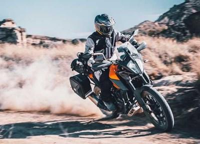 NEWS KTM 390 Adventure erwartet dich