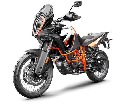 KTM SUPER ADVENTURE 1290 S UND 1290 R 