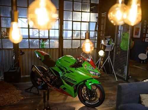 Kawasaki Webshow