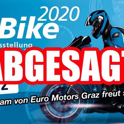 ABGESAGT: MotorBike @ AutoEmotion  Sehr geehrte Damen und Herren! In einer Pressekonferenz heute ab 11.30 Uhr hat die Bundesregieru... Weiter >>