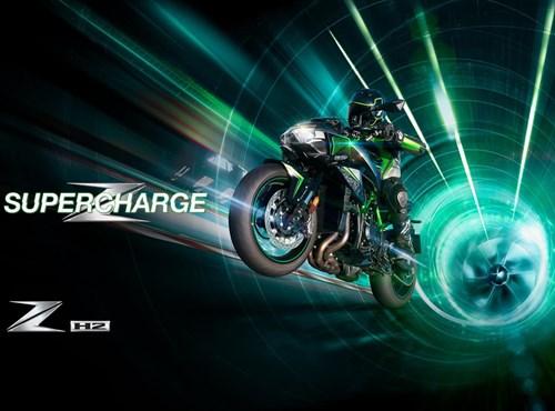 Ven a la presentación de la Kawasaki Z H2