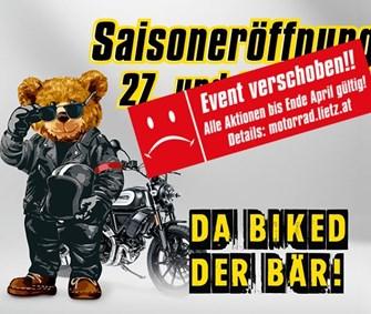 NEWS Lietz-Saisoneröffnung: Event verschoben!!!