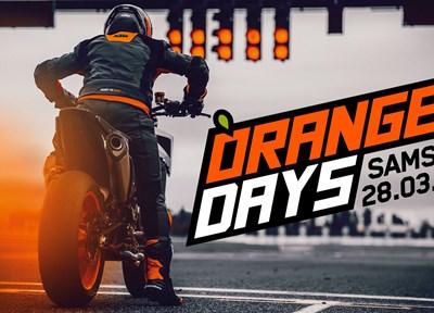 NEWS Aus gegebendem Anlass werden wir den Orange Day verschieben.