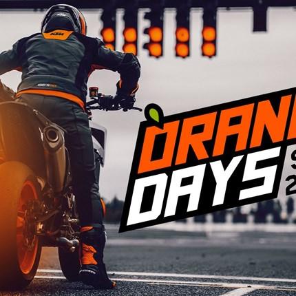 Aus gegebendem Anlass werden wir den Orange Day verschieben.  Aufgrund der aktuellen Situation werden wir den KTM Orange Day verschieben. KTM ORANGE DAYS 2020... Weiter >>
